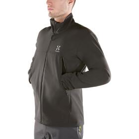 Haglöfs M's Gecko Jacket True Black